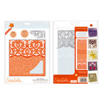 Tonic Studios - Idyllics Embossing Folder and Dies Set - Filigree Affections