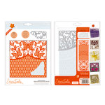 Tonic Studios - Idyllics Embossing Folder and Dies Set - Fluttered Fence