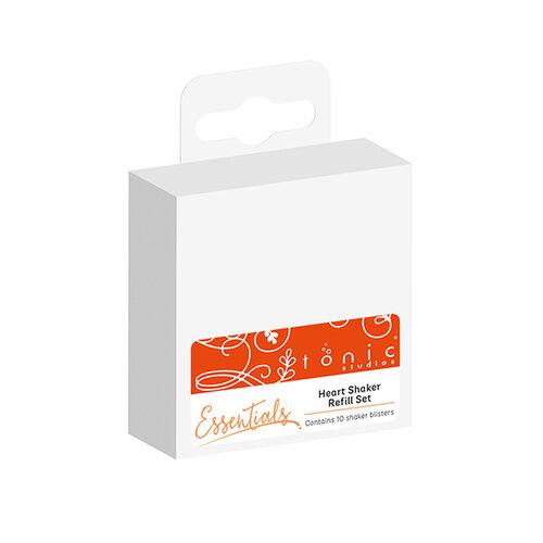 Tonic Studios - Embellishments - Heart Blister Refill Set
