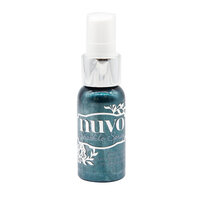 Nuvo - White Wonderland Collection - Sparkle Spray - Peacock Plume