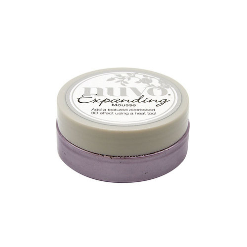 Nuvo - Expanding Mousse - Misted Mauve