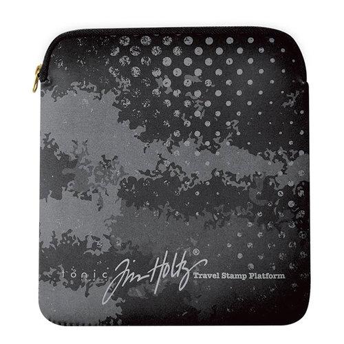Tonic Studios - Tim Holtz - Travel Stamp Platform - Zipper Sleeve
