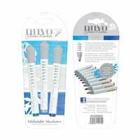 Nuvo - Glitter Marker - Midnight Shadows - 3 Marker Set