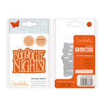 Tonic Studios - Halloween - Miniature Moments Sentiments Dies - Boooogie Nights