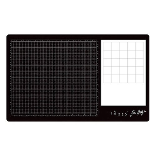 Tim Holtz Tonic GLASS MEDIA MAT
