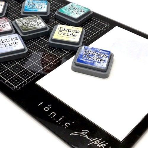 Tim Holtz Glass Media Mat에 대한 이미지 검색결과