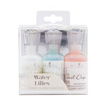 Nuvo - Jewel Drops - Water Lilies - 3 Pack Set