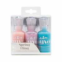 Nuvo - Crystal Drops - Spring Fling - 3 Pack Set