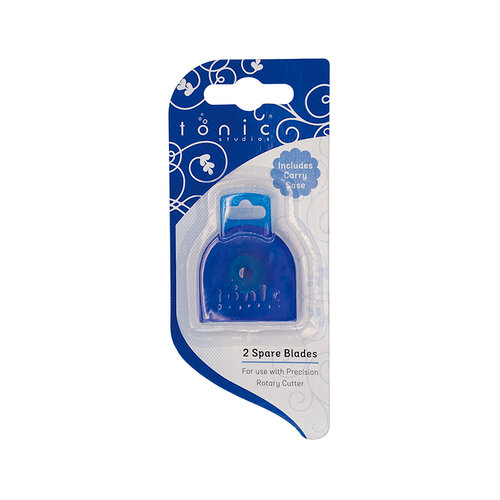 Tonic Studios - Precision Rotary Cutter - Refill Blades - 2 Pack