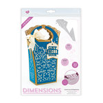 Tonic Studios - Crochet Lace Gift Bag Die Set