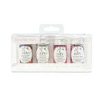 Nuvo - Pure Sheen Confetti - Cross My Heart - 4 Pack