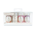 Tonic Studios - Nuvo Collection - Pure Sheen Glitter - Cross My Heart - 4 Pack