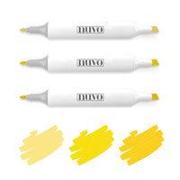 Nuvo - Creative Pens - Sunshine Yellows