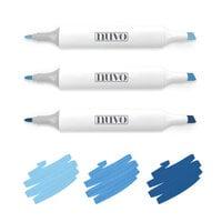 Nuvo - Creative Pens - Marina Blues