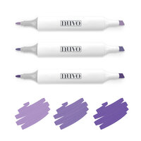 Nuvo - Creative Pens - Royal Purples