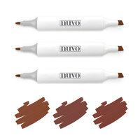 Nuvo - Creative Pens - Natural Browns