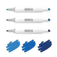 Nuvo - Alcohol Markers - Indigo Ink