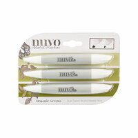 Nuvo - Woodland Walk Collection - Alcohol Markers - Organic Greens