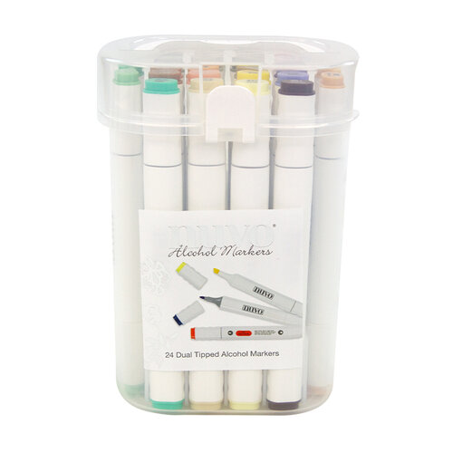 Nuvo - Alcohol Markers - Midtone Collection