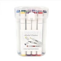 Nuvo - Alcohol Markers - Bright and Dark Collection
