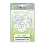 Tonic Studios - Indulgence Affections Dies - Insert - First Crush Heart
