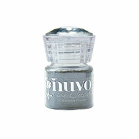 Nuvo - Embossing Powder - Microfine - Classic Silver