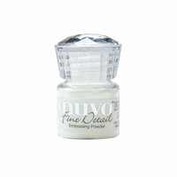 Nuvo - Embossing Powder - Microfine - Crystal Clear