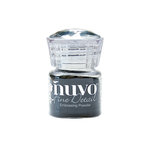 Nuvo - Embossing Powder - Microfine - Jet Black