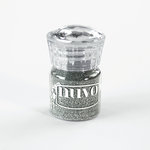 Tonic Studios - Nuvo Collection - Embossing Powder - Silver Moonlight