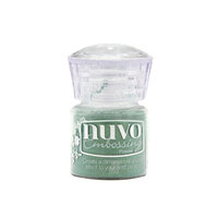 Nuvo - Rustic Rose Collection - Embossing Powder - Pearled Pistachio