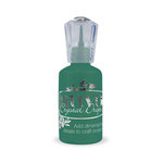 Nuvo - Crystal Drops Gloss - Woodland Green