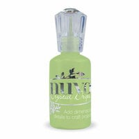 Nuvo - Crystal Drops Gloss - Apple Green