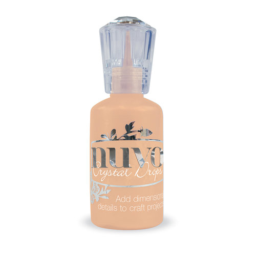 Nuvo - Crystal Drops Gloss - Sugared Almond