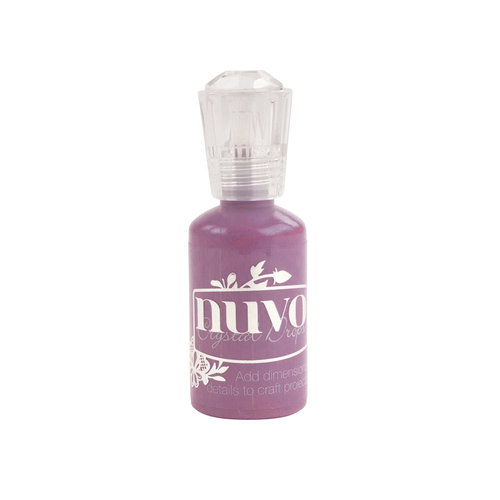 Tonic Studios - Nuvo Collection - Arabian Nights - Crystal Drops Gloss - Plum Pudding