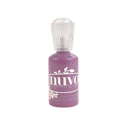Nuvo - Arabian Nights Collection - Crystal Drops Gloss - Plum Pudding