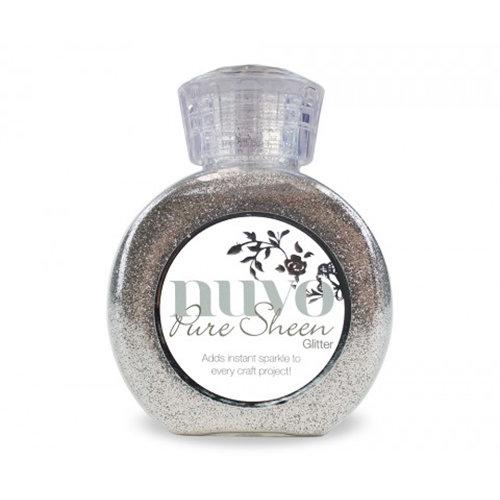 Nuvo - Pure Sheen Glitter - Silver