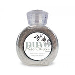 Tonic Studios - Nuvo Collection - Pure Sheen Glitter - Silver