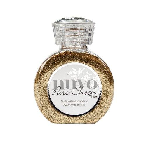 Nuvo - Pure Sheen Glitter - Rose Gold