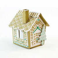 Tonic Studios - Christmas - Dies - Gingerbread House