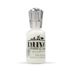Tonic Studios - Nuvo Collection - Glitter Drops - White Blizzard