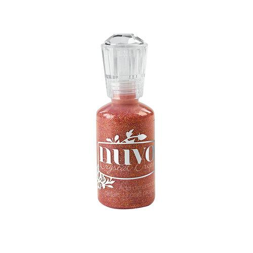 Nuvo - Glitter Drops - Orange Soda