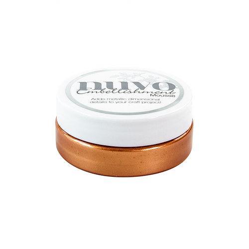 Nuvo - Embellishment Mousse - Fresh Copper