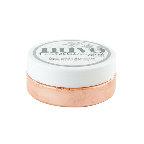 Nuvo - Embellishment Mousse - Coral Calypso