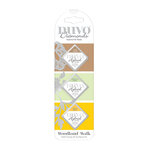 Nuvo - Woodland Walk Collection - Diamond Hybrid Ink Pads - Woodland Walk