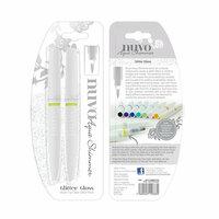 Nuvo - Aqua Shimmer - Glitter Gloss - 2 Pack