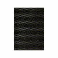 Tonic Studios - Craft Perfect - Foiled Kraft Card - A4 - Golden Polkadot - 5 Pack