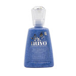 Nuvo - Blue Blossom Collection - Glitter Accents - Ballroom Blue