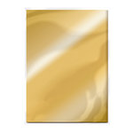 Tonic Studios - 8.5 x 11 Cardstock - Mirror Card - Gloss - Polished Gold - 5 Pack