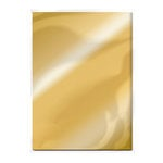 Tonic Studios - 8.5 x 11 Cardstock - Mirror Card - Gloss - Polished Gold