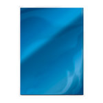 Tonic Studios - 8.5 x 11 Cardstock - Mirror Card - Gloss - Imperial Blue
